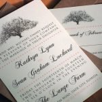 Natural Brown Paper Wedding Invitations