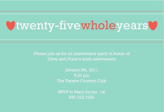 Office Birthday Celebration Invitation Wording