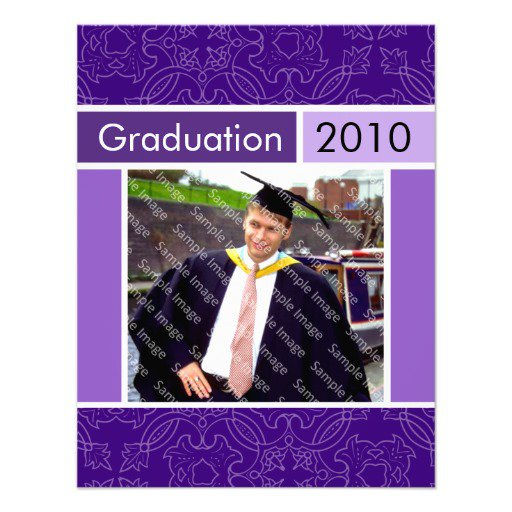 Open House Invitations For Graduation Party