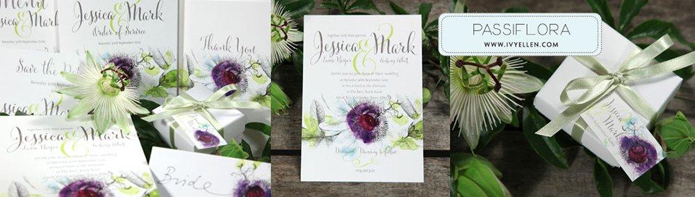 Organic Wedding Invitations Uk