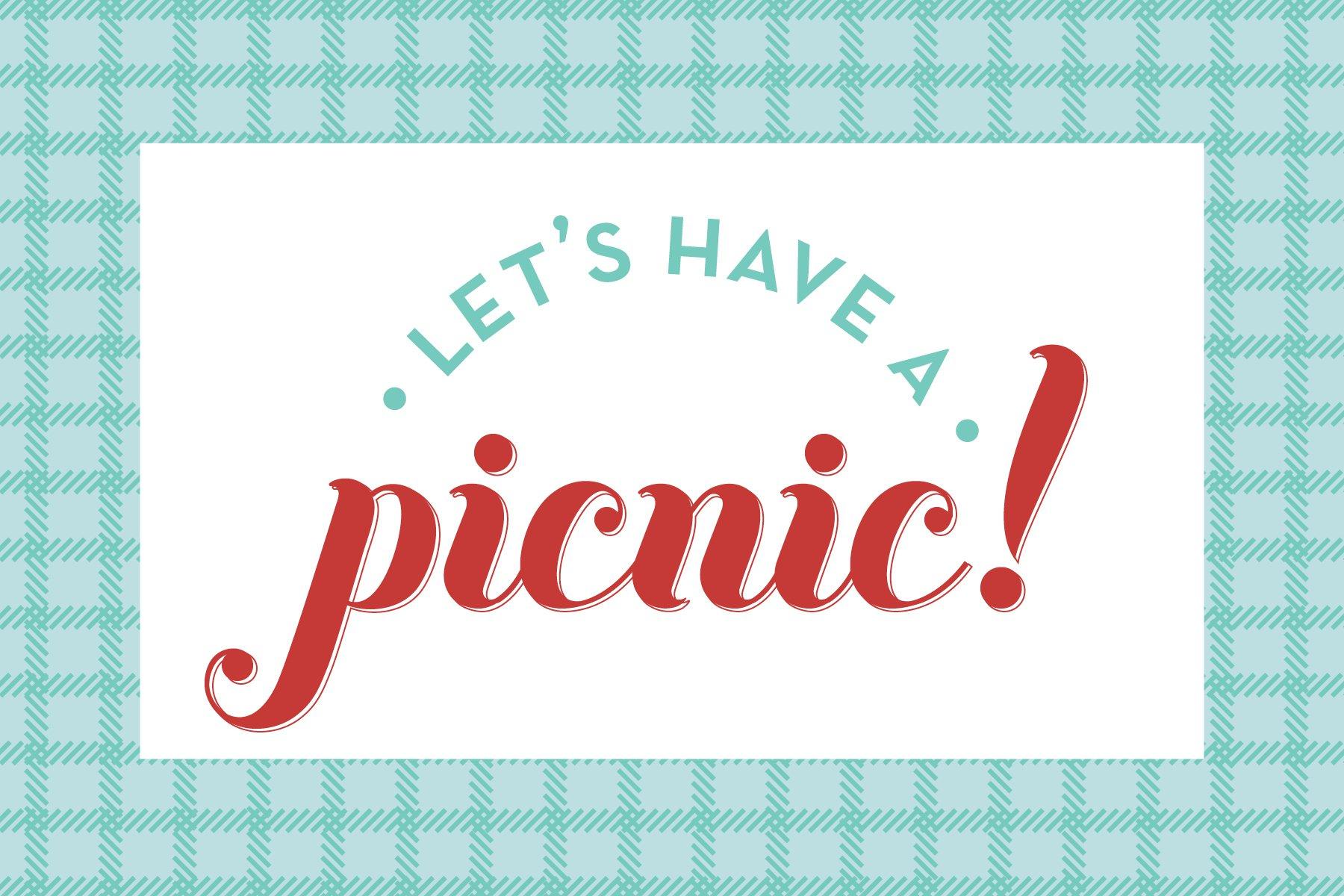 Picnic Invitation – Picnic Invitation Template