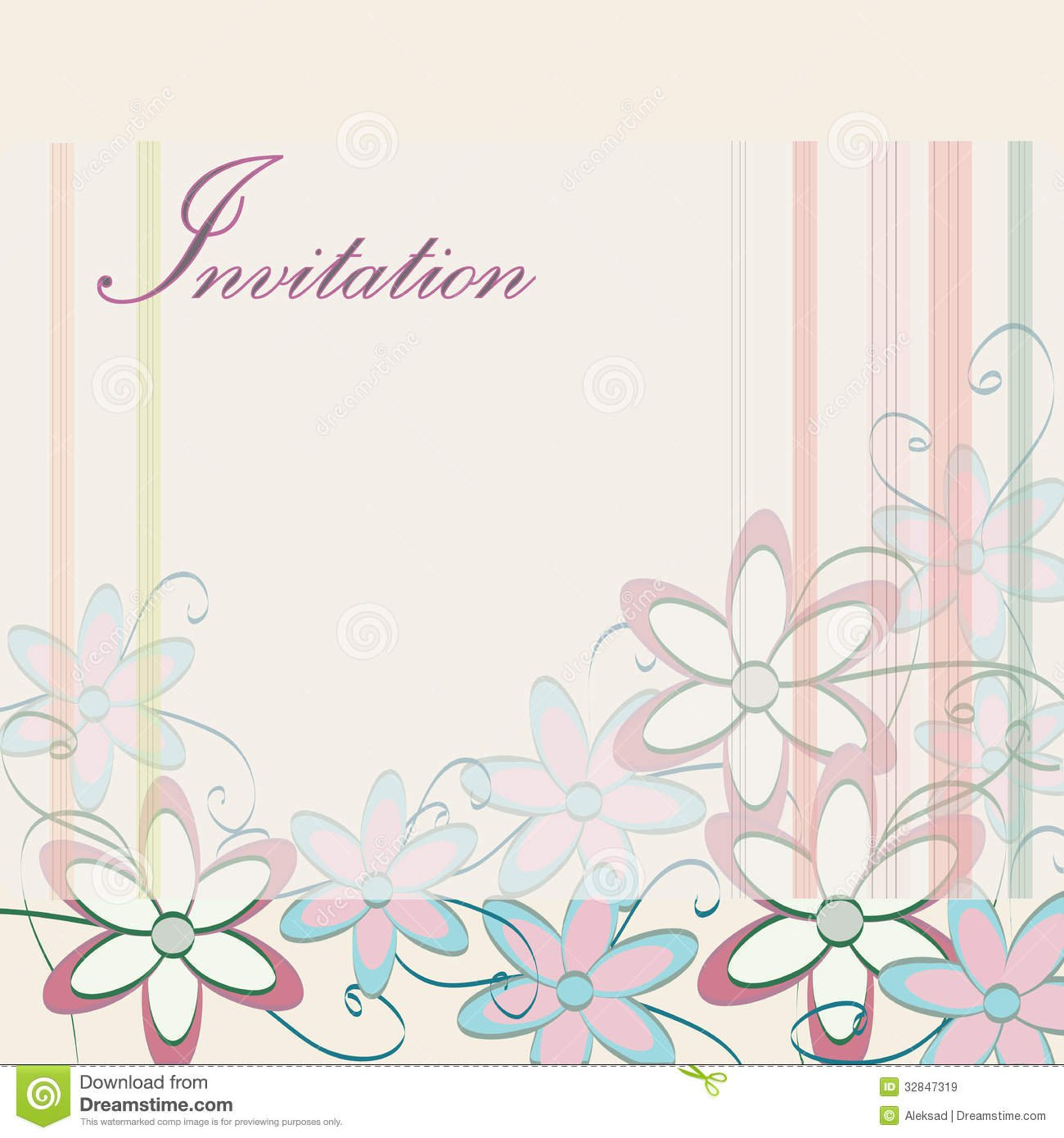 Party Invitation Cards Designs