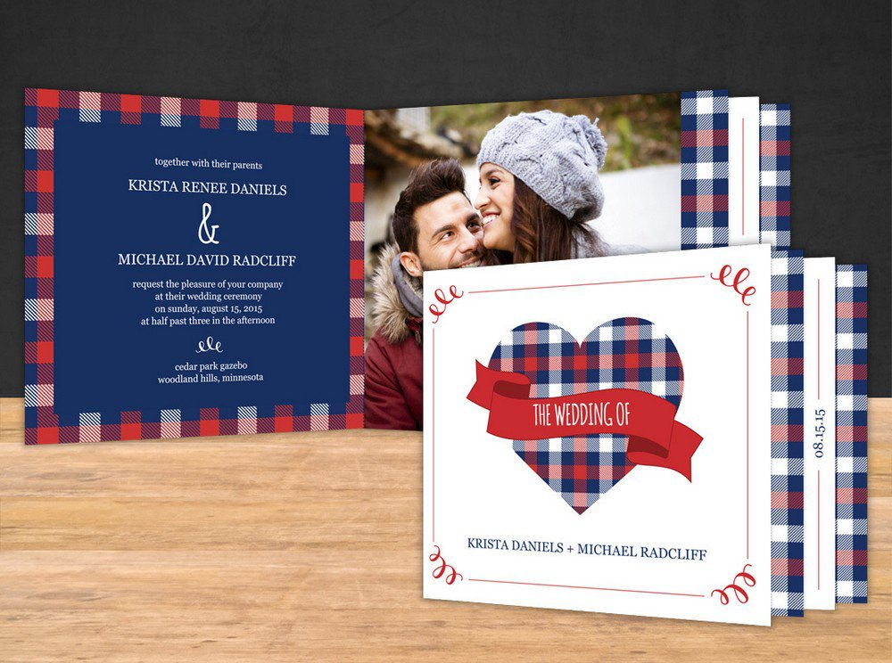 Picnic Wedding Invitation Wording