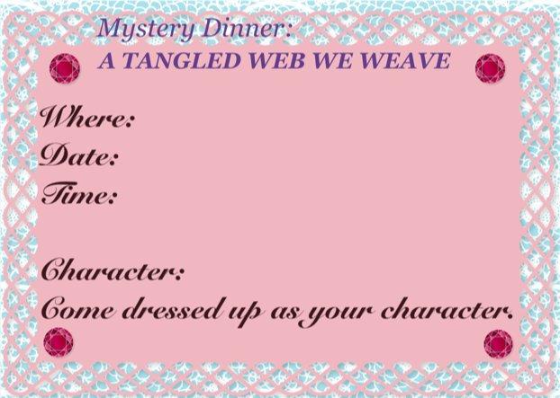 Princess Dress Invitation Print Out