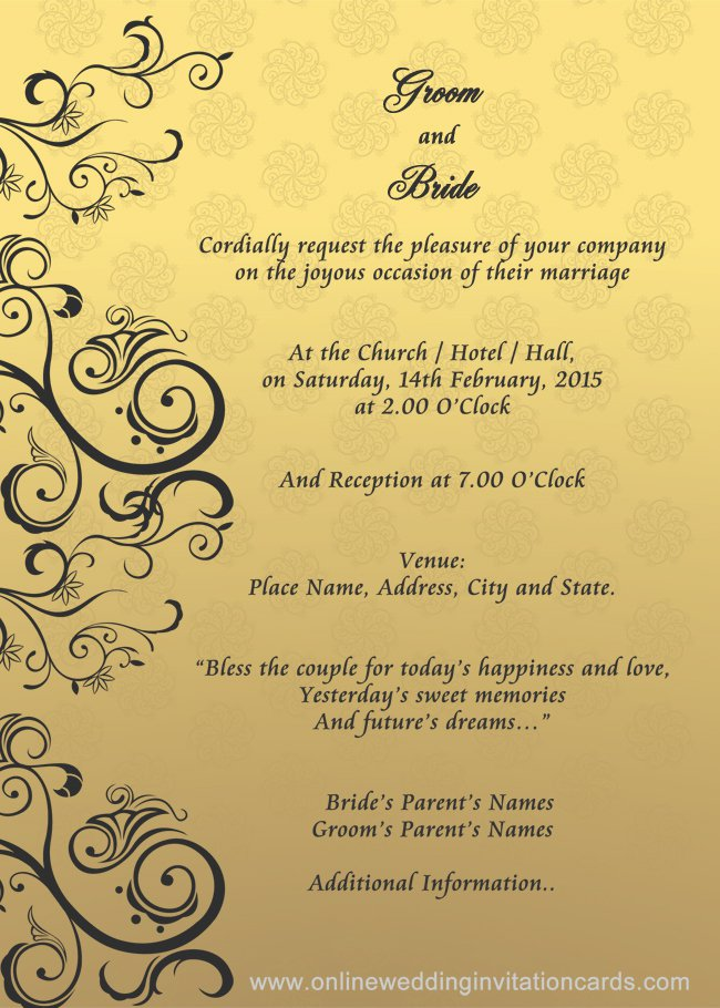 Print Your Own Invitations Free