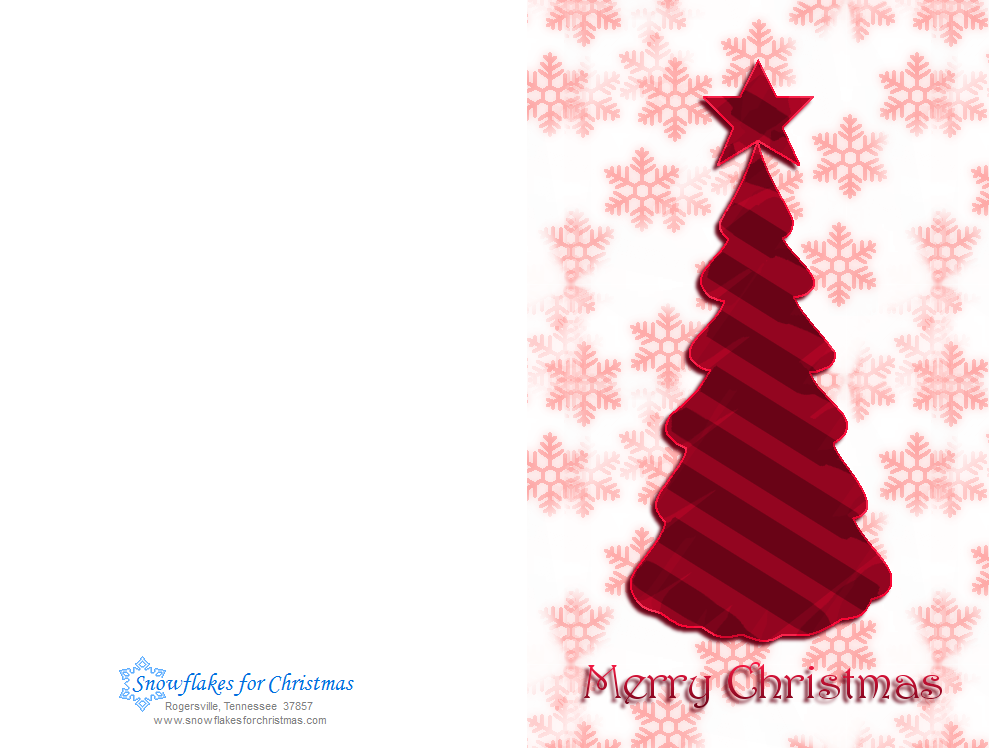 Printable Greeting Cards Christmas
