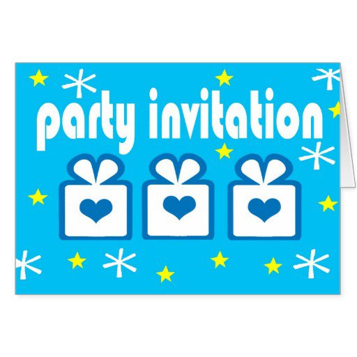 Printable Happy Birthday Jesus Invitations
