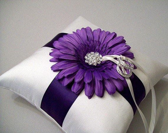 Purple Tulip Bridal Shower Invitations