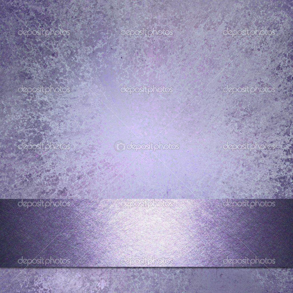 Purple Wedding Invitation Background