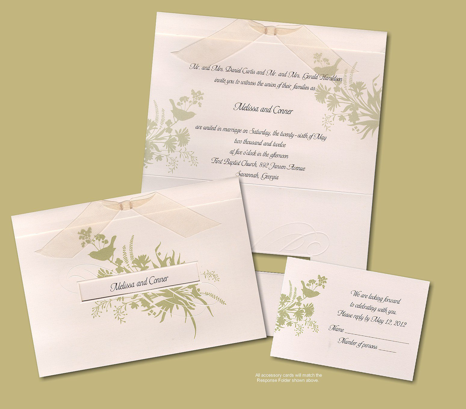 Paper For Wedding Invitation: Recycled Paper Wedding Invitations