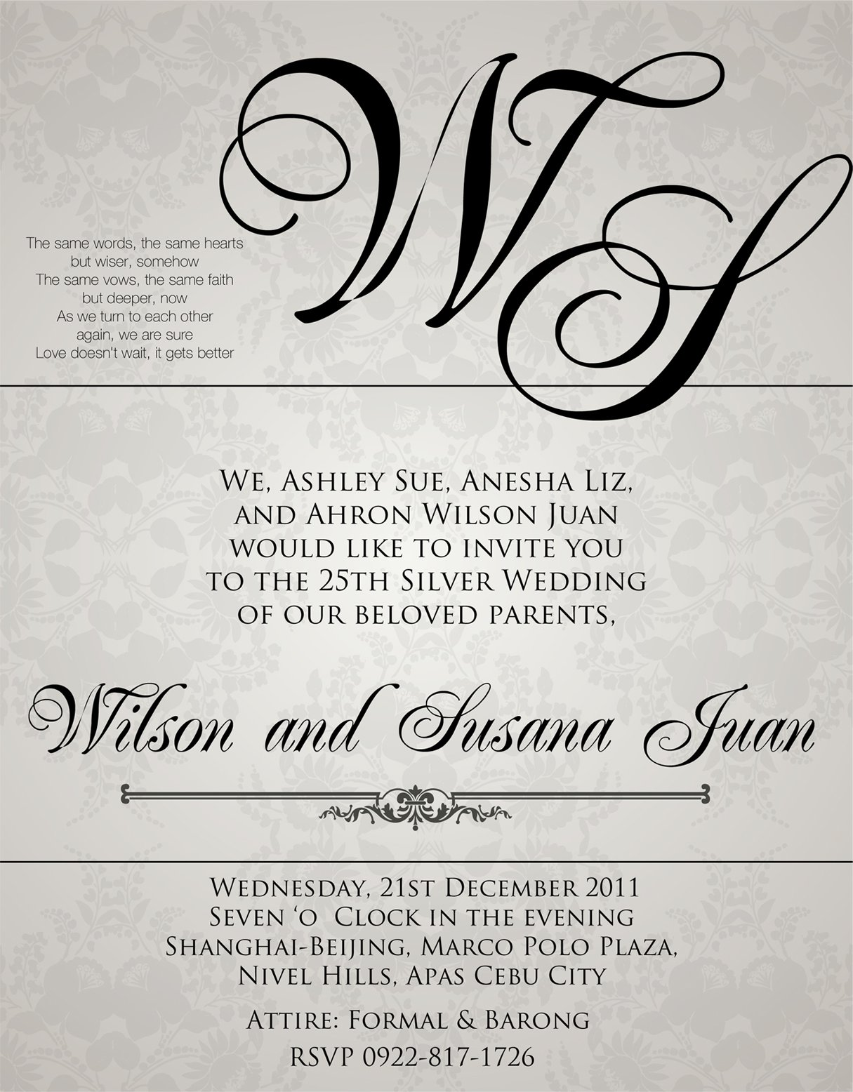 Corporate invitation designs sample invitation designs wedding 1215 x 1556 stopboris Image collections