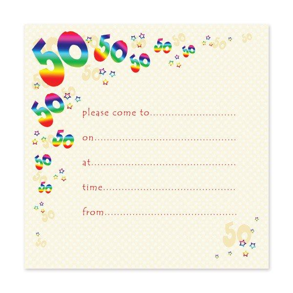 Sports Party Invitations Uk