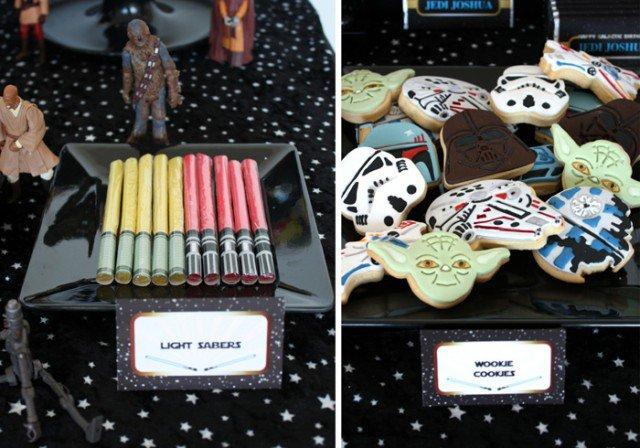 Star Wars Birthday Party Printables