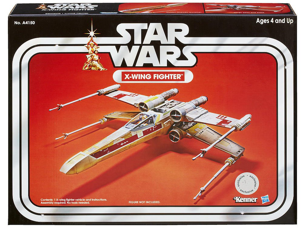 Star Wars X-wing Toys R Us
