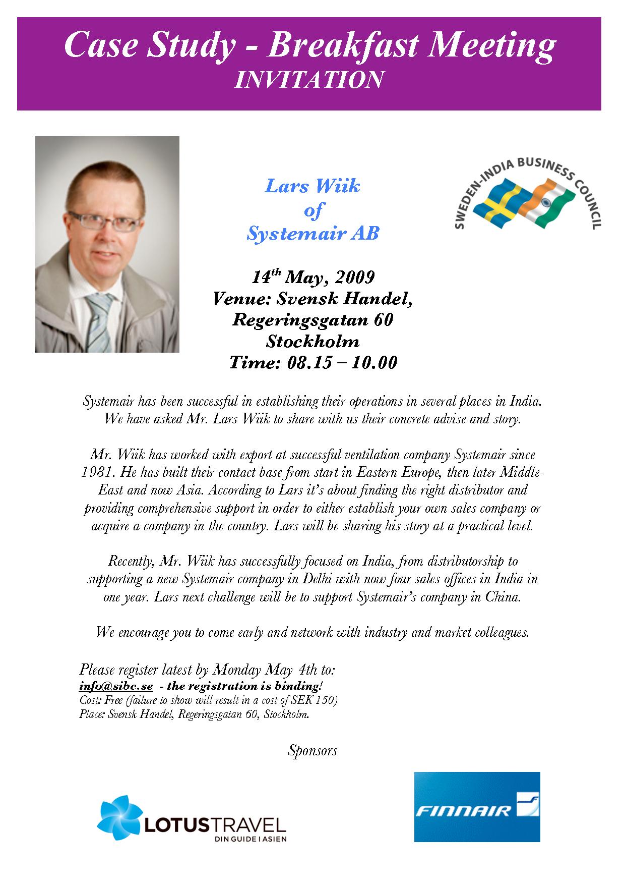 Summer Meeting Invitation Templates