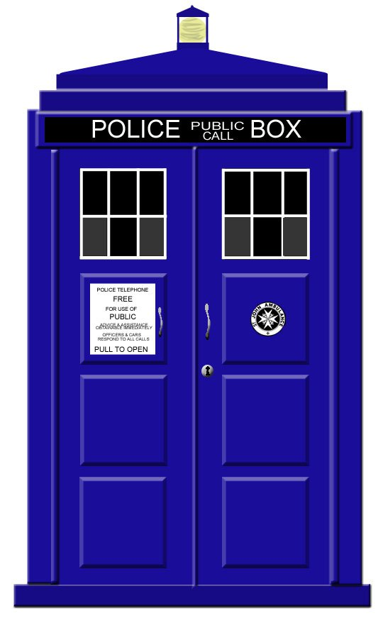 Tardis Wedding Invitations