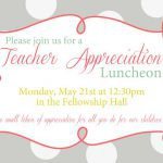 appreciation luncheon invitation wording