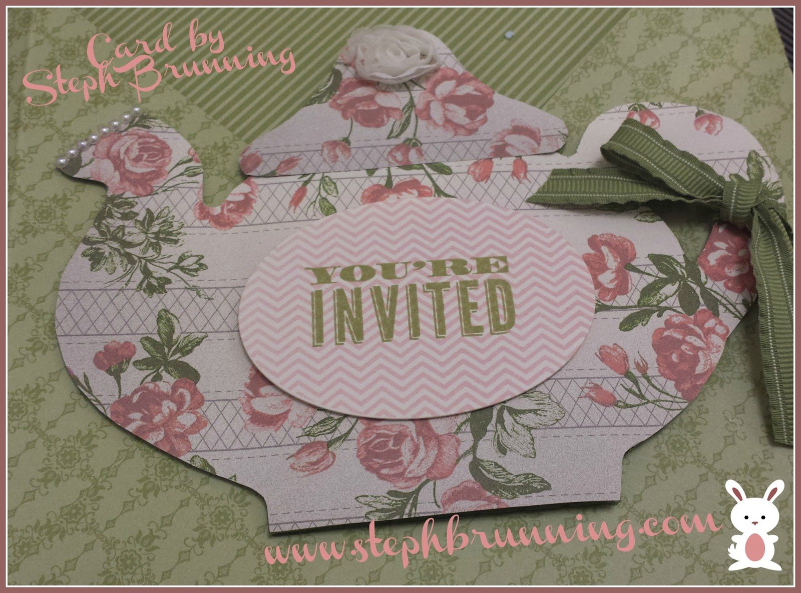 Teapot Invitations