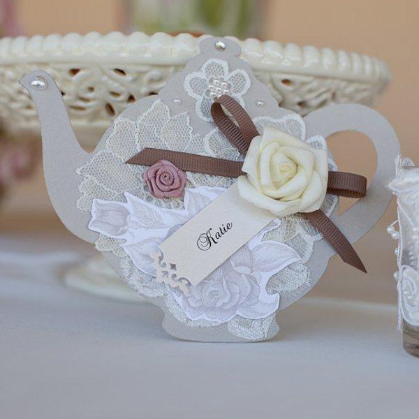 Teapot Invitations