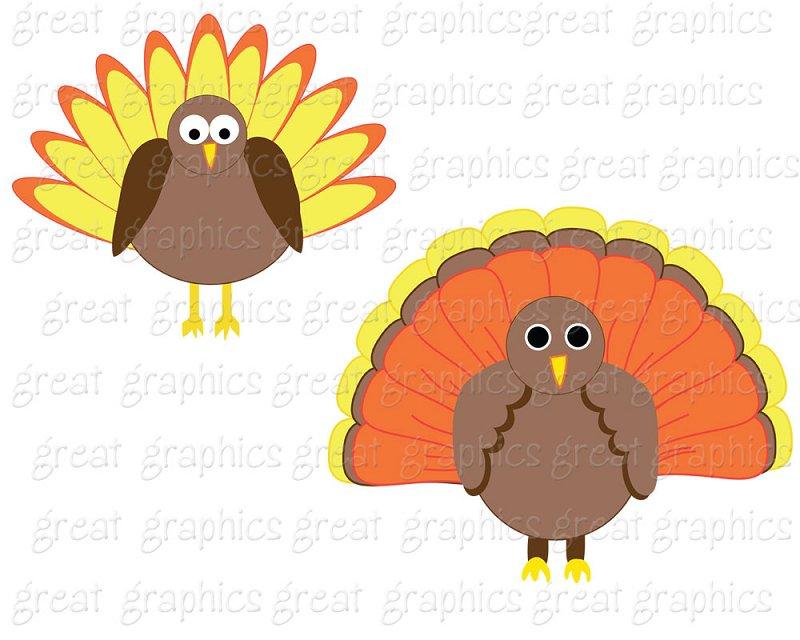 Thanksgiving Clip Art Free Printable
