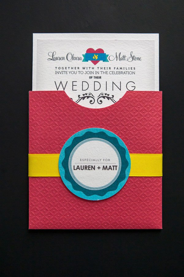 The Best Wedding Invitations Ever