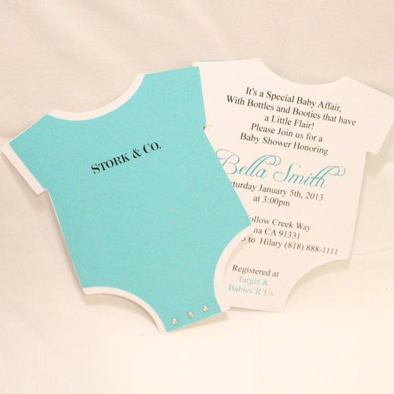 Tiffany &co Inspired Invitations