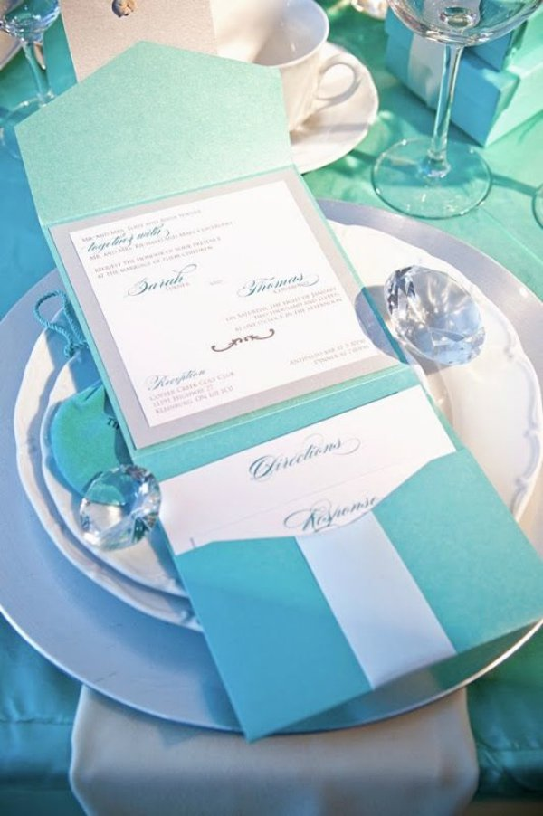 Tiffany Co Wedding Invitations Popular Wedding Invitation 2017