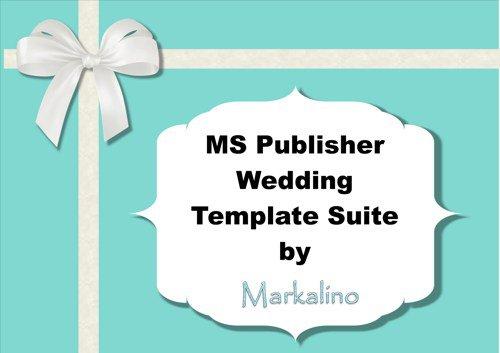 Tiffany Blue Wedding Invitation Templates