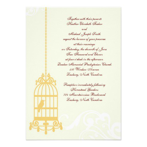 Types Of Paper Stock For Wedding Invitations