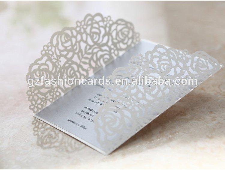 Unique Wedding Invitation Cards Designs 2015