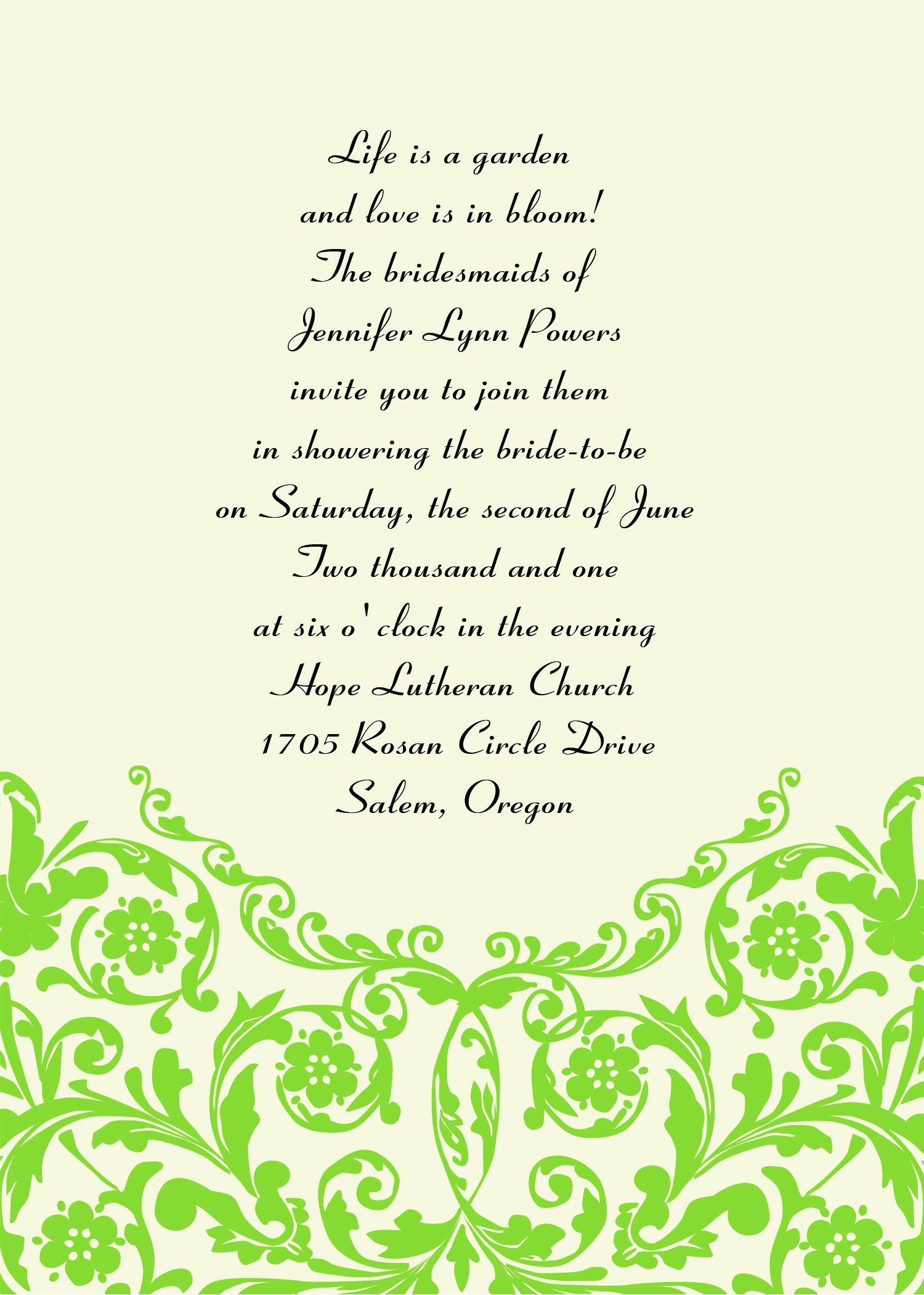 unique wedding invitation wording ideas - new wedding, Wedding invitations