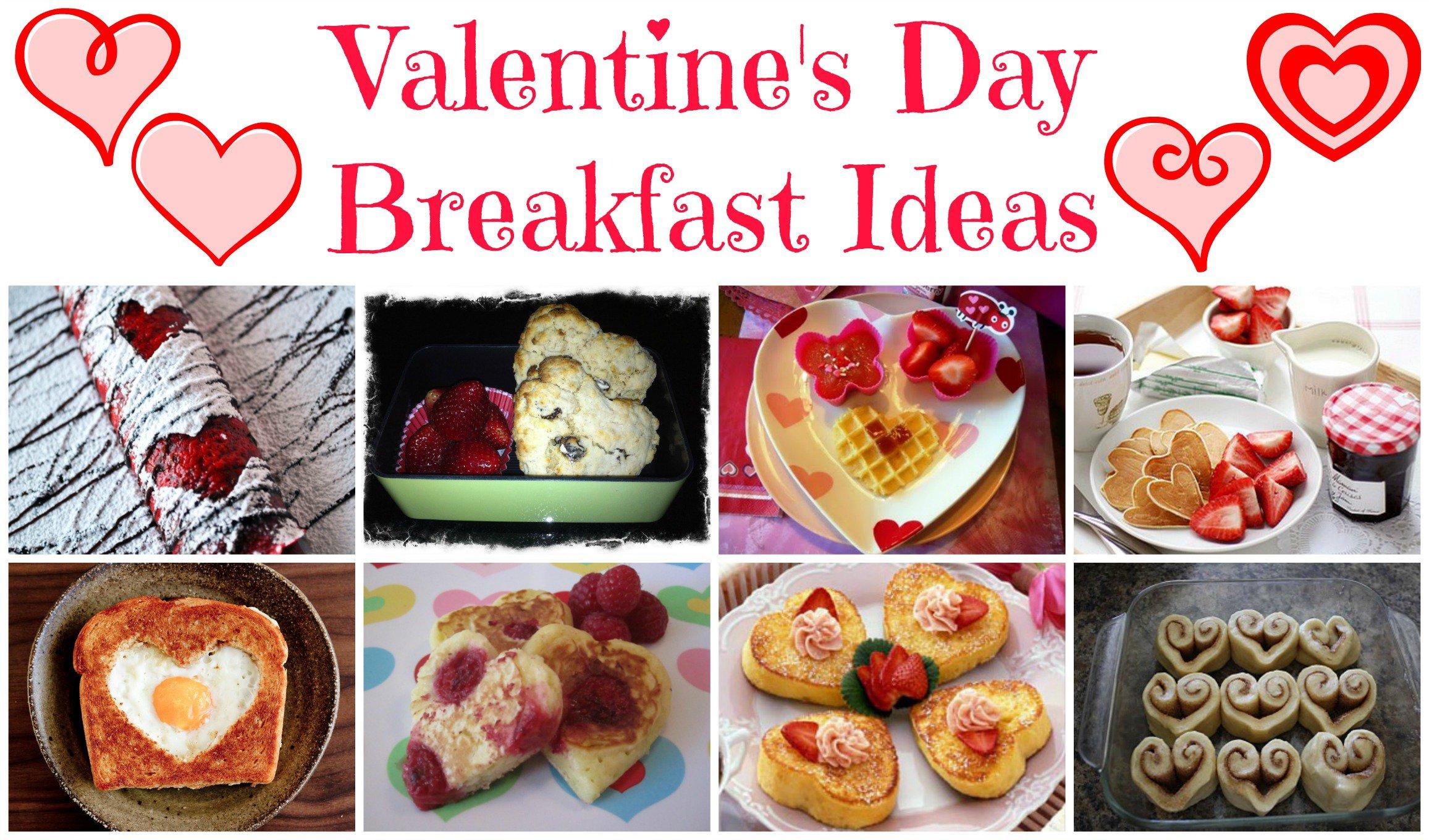 Valentine Breakfast Invitation