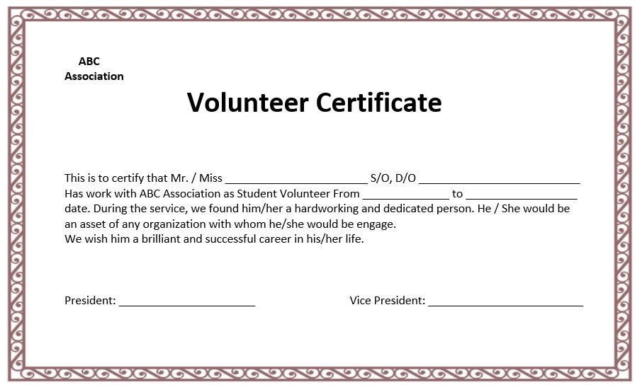 Volunteer Appreciation Invitation Letter