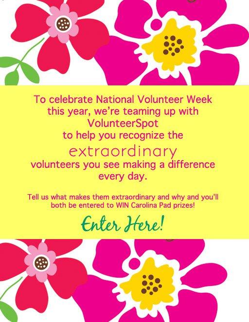 Volunteer Recognition Invitation Templates