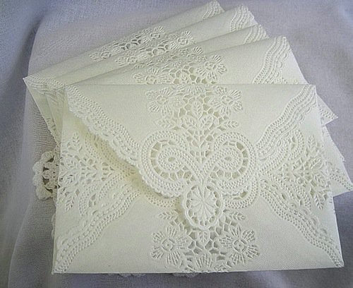 Wedding Invitation Envelopes And Paper