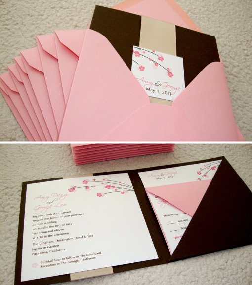 Wedding Invitation Ideas Cheap