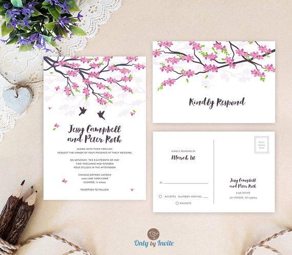 Wedding Invitation Sets Cheap