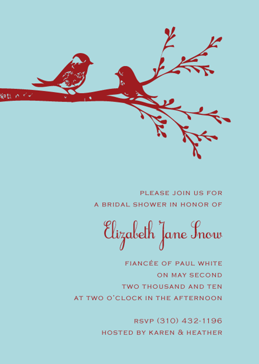 Wedding Invitations You Print Yourself