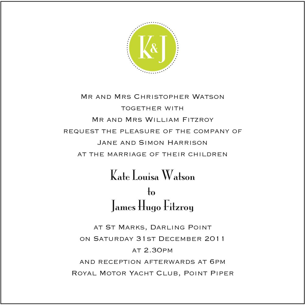 Wedding Reception Invitation Wording Samples From Groom