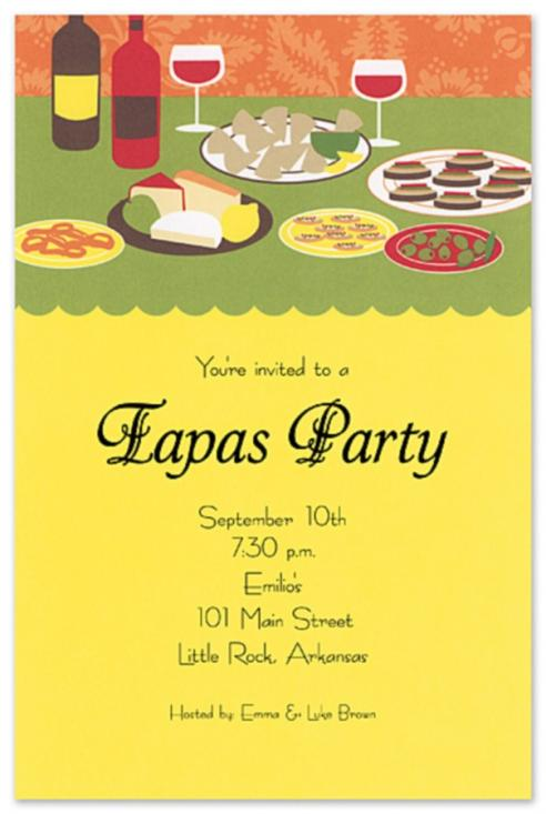 Wine Party Invitation Wording Ideas