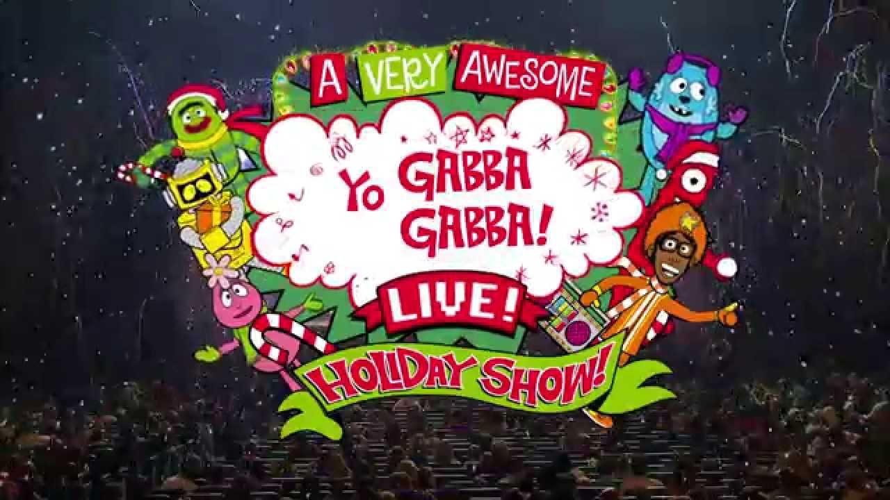 Yo Gabba Gabba Christmas Dvdrip