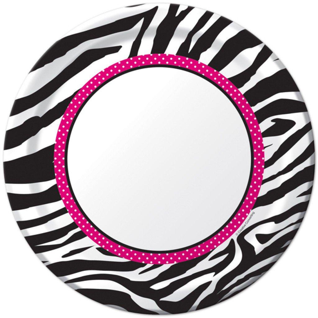 Zebra Print Invitation Templates Printable