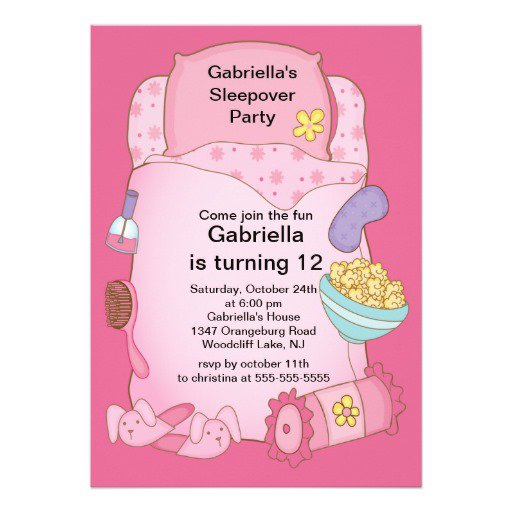 10th Birthday Invitation Wording Ideas