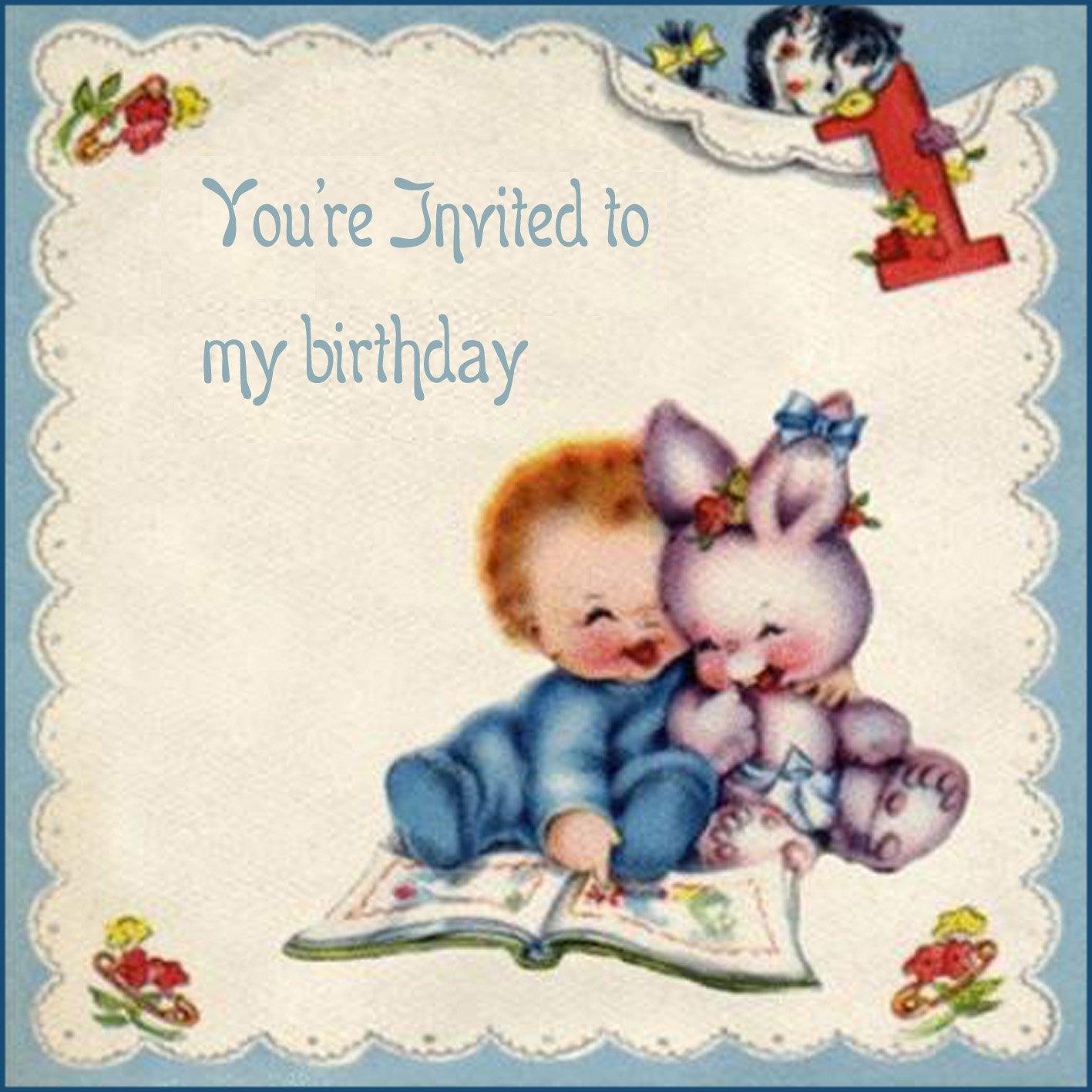 11 Year Old Birthday Invitations For Boy