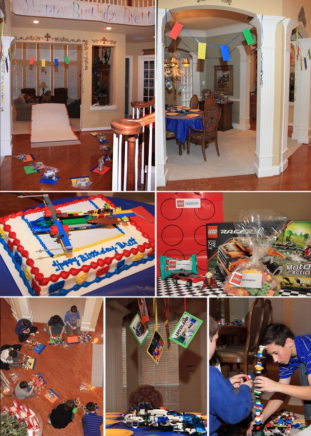 11 Year Old Boy Birthday Party Invitations