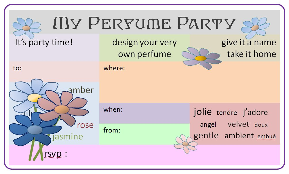 13 Year Old Girl Birthday Invitations