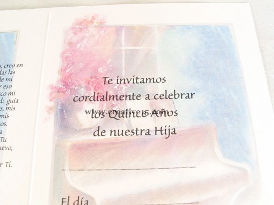 15 Invitations In Spanish Ideas
