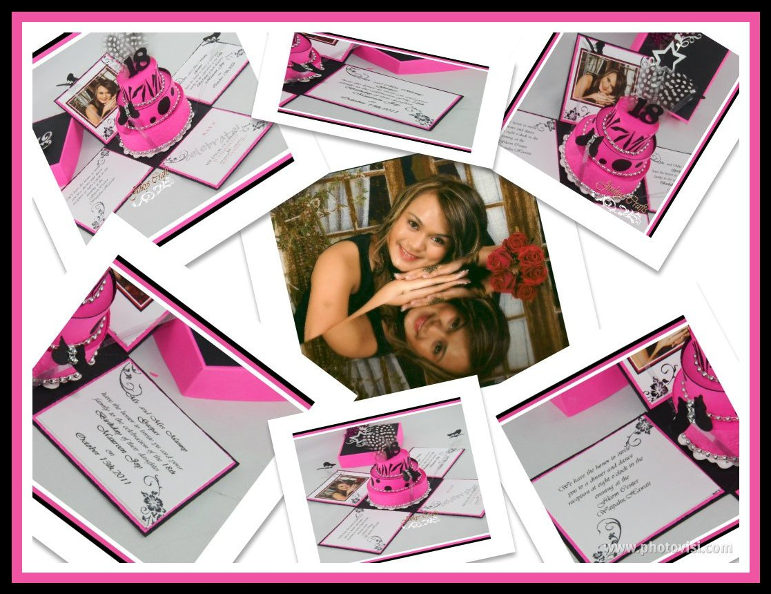 18th Birthday Party Invitations Philippines