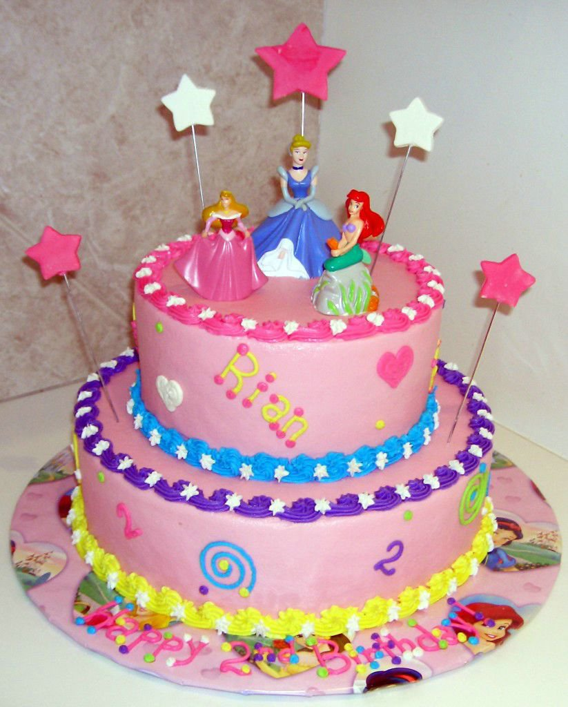 1st Princess Birthday Invitations Girls