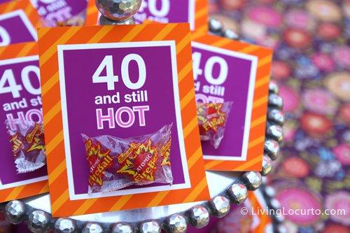 40 Birthday Invitations Ideas